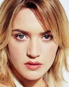 Love the natural look ☺️ #katewinslet