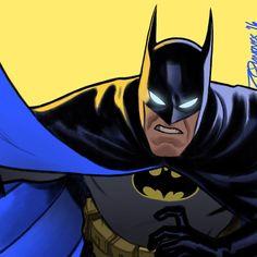 Batman - Joe Quinones