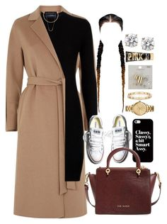 """06 December, 2015"" by jamilah-rochon ❤ liked on Polyvore featuring Jaeger, Polo Ralph Lauren, Converse, Casetify, Topshop, Ted Baker, Tiffany & Co., Lacoste and Charlotte Russe"