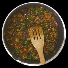 Melanie Smelcer Photography: Dr. Fuhrman's Bean Enchiladas Recipe