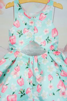 Kids Dress Wear, Little Girl Dresses, Girls Dresses, Sewing Kids Clothes, Cute Baby Clothes, Baby Dress Patterns, Kids Frocks, Toddler Dress, Kids Outfits
