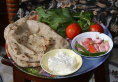Egyptian Breakfast » Reflections Enroute