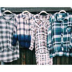 New plaids for fall!  Which one is your favorite?! #plaid #fall #flannel #newarrivals