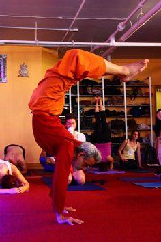Sri Dharma Mittra - Yoga