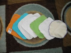 Great review of different wipes! IttiBitti, Thirsties Fab, GroVia, FuzziBunz, PlanetWise, AppleCheeks, BabyKicks