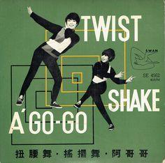 Charlie & His Go-Go Boys - Twist Shake A' Go-Go (Vinyl) at Discogs