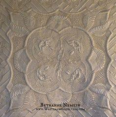 Whiteharbor quilting, Bethanne Nemesh