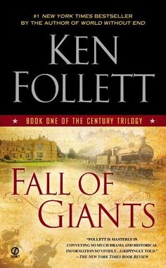 Fall of Giants: Book One of the Century Trilogy von Ken Follett, http://www.amazon.de/dp/B0052RDHTM/ref=cm_sw_r_pi_dp_qKPAsb1YN20KD