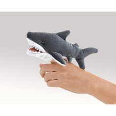 Folkmanis science finger puppets