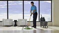 Sandhill Cleaning company in Doha