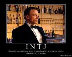 On Being INTJ |