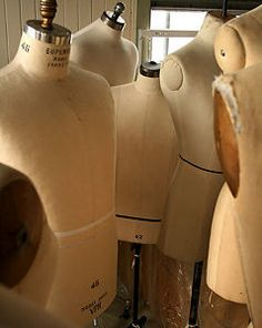 Make your own dressmaker's mannequin - use old tshirt and duct tape - cheap and awesome video at bottom of page!