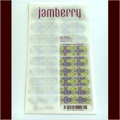 Jamberry New Bright Deco Matte Nail Wraps Jamberry New Bright Deco Matte Nail Wraps Jamberry Makeup