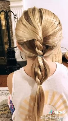 Baby Girl Hairstyles, Easy Hairstyles For Long Hair, Pretty Hairstyles, Hairstyles For Toddlers, Easy Toddler Hairstyles, Cute Little Girl Hairstyles, Kids Hairstyle, Girl Hair Dos, Kid Hair