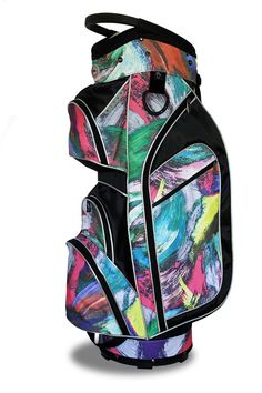 Check out what Loris Golf Shoppe has for your days on and off the golf course! Taboo Fashions Ladies Monaco Lightweight Golf Cart Bags - Rembrandt