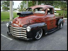 1949 Chevrolet  Pickup 350 CI, Automatic #Mecum #Kissimmee #WhereTheCarsAre