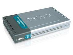 D-Link 4-Port 10BaseT/ 100BaseTX Ethernet Broadband Router (Refurbished) Mfr P/N DI-704P