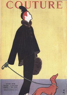 couture 1948 Hiver   Guau