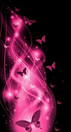 pink lighting wallpaper for iphone - Bing images Butterfly Wallpaper, Heart Wallpaper, Pink Wallpaper, Cellphone Wallpaper, Cool Wallpaper, Pattern Wallpaper, Wallpaper Backgrounds, Wallpaper Designs, Wallpaper Ideas