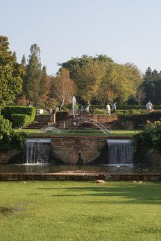 Johannesburg Botanical Gardens City of Johannesburg, South Africa. A meta search website for laterooms, and allrooms. Oh The Places You'll Go, Places To Visit, Parks, Safari, Gardens Of The World, Namibia, Garden Venue, Destinations, Out Of Africa