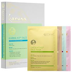 Karma Kit+ Face Mask Set - Karuna | Sephora