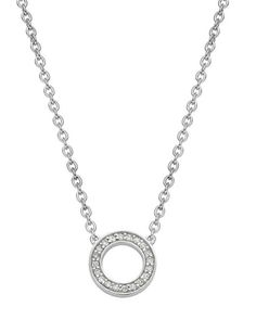 Ti Sento 3783 White Zirconia 16.5 In. Necklace Available at: www.always-forever.com