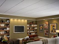 Image result for low basement ideas