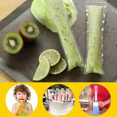 Healthy Fruit Smoothies, Healthy Yogurt, Healthy Fruits, Healthy Snacks, Fruit Ice Pops, Fruit Popsicles, Homemade Popsicles, Ice Pop Maker, Dry Snacks