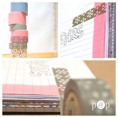 washi blog planner
