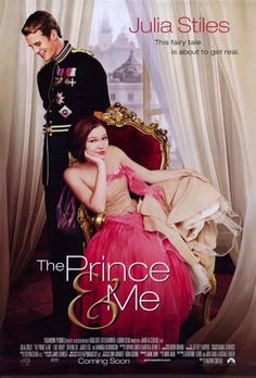 The Prince and Me. Paige (played by Julia Stiles) who was born in Manitowoc, meets the Crown Prince of Denmark while studying at UW Madison.