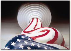 Flagpaste for the 4th! #holiday #july4th #america #toothpaste #oralcare