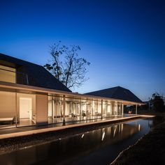 Baan Rai Thaw Si by SOOK Architects