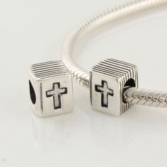 CLFJ212 925 Sterling Silver Cross Book Pandora Charms beads Jewelry on sale,for Cheap,wholesale