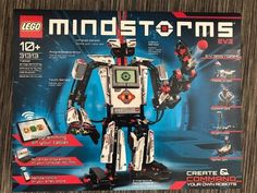 NEW LEGO Mindstorms EV3 Robot Model Technic 31313  #Lego