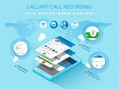 It's official! We have the best possible Call Recorder on the market! Of course it's included for FREE within our feature-filled app!