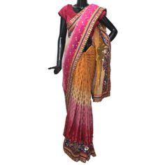 Designer Bridal Saree from ZIA, Adyar