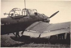 Junkers Ju87 B
