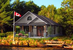 Play:  I am going to buy a cottage and go tubing and water skiing with my family.