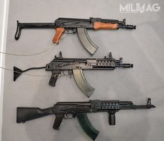 "[MSPO 2017] Polish WBP Rogów Releases Short Barrel ""Mini Jack"" Kalashnikov - The Firearm BlogThe Firearm Blog"