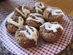 Cinnamon Roll Muffins ~ Faithfulness Farm