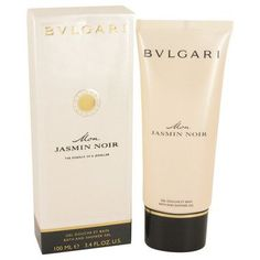 Mon Jasmin Noir by Bvlgari Bath & Shower Gel 3.4 oz