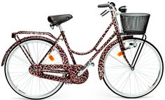 """Wild"" Dolce & Gabbana bicycle"