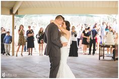 Wedding: John & Victoria // San Dieguito County Park, Del Mar, CA » Analisa Joy Photography // first dance as husband and wife