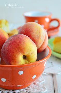Gabriella kalandjai a konyhában :): Túrós-barackos álom Ale, Peach, Fruit, Food, Ale Beer, Essen, Peaches, Meals, Yemek