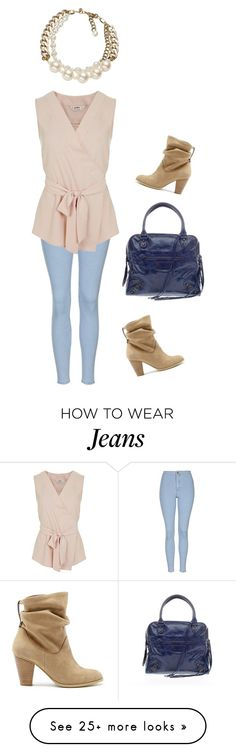 """Untitled #1979"" by misnik on Polyvore featuring Topshop, Miss Selfridge, Sole Society, Gabriele Frantzen, Balenciaga, women's clothing, women, female, woman and misses"