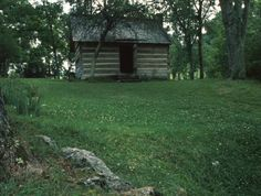 Maryville Tennessee,  Sam Houston Schoolhouse. A connection to my Texas Years