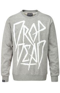 Drop Dead Clothing CrewNeck