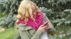 Home Made Pink Arm Knit Scarf by HollidayHandMade on Etsy https://www.etsy.com/listing/259459483/home-made-pink-arm-knit-scarf