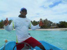 And the Capitan is here! #SaonaIsland  #DominicanRepublic #CaribbeanLife