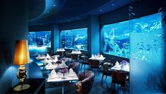Aquamarine restaurant: Mardan Palace, Turkey